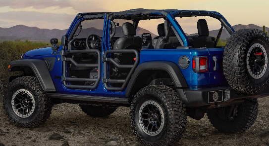 Jeep Performance Parts将2020 Wrangler变成JPP 20特别版